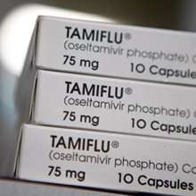 Study shows Tamiflu works in confirmed cases