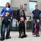 Device gets cerebral palsy kids on their feet
