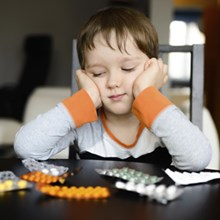 Concern over antidepressants in children