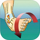 Clinical App: Ankle sprain care for patients