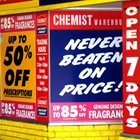 Confusion over Chemist Warehouse ad ruling