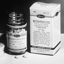 Methotrexate helps OA pain and inflammation: study